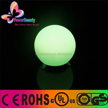 perfect sound hot selling led wireless bluetooth mini LED ball speaker