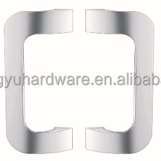Modern Type Aluminium Glass Door Handle