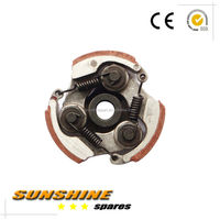 Clutch For 43cc47cc49cc50ccMini Atv Mini Quad Spare Parts/Mini Dirt Bike Parts/Mini moto Parts