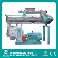 ZTMT 3-6 Ton Per Hour feed pellet mill / animal feed pellet machine