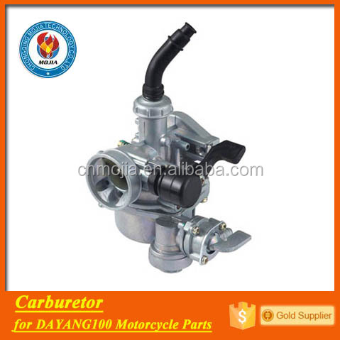 DAYANG DY100 motorcycle engine spare parts carbur