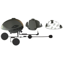 TC-BT01 New design motorcycle helmet set good performance MP3 , Fm radio bluetooth headphone with 10m long talk