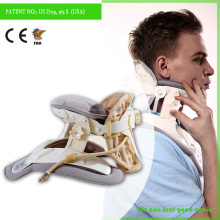 Cervical Neck Collar Vertebra Traction Air Cushion tractor inflatable belt Brace