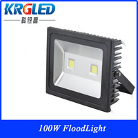 free sample ac85-265v outdoor waterproof corrosion proof 100w led flood lighting