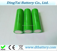 lithium ion 18650 battery new Original LG MJ1 INR18650 3500mah power batteries discharge current up to 10A for Flashlight