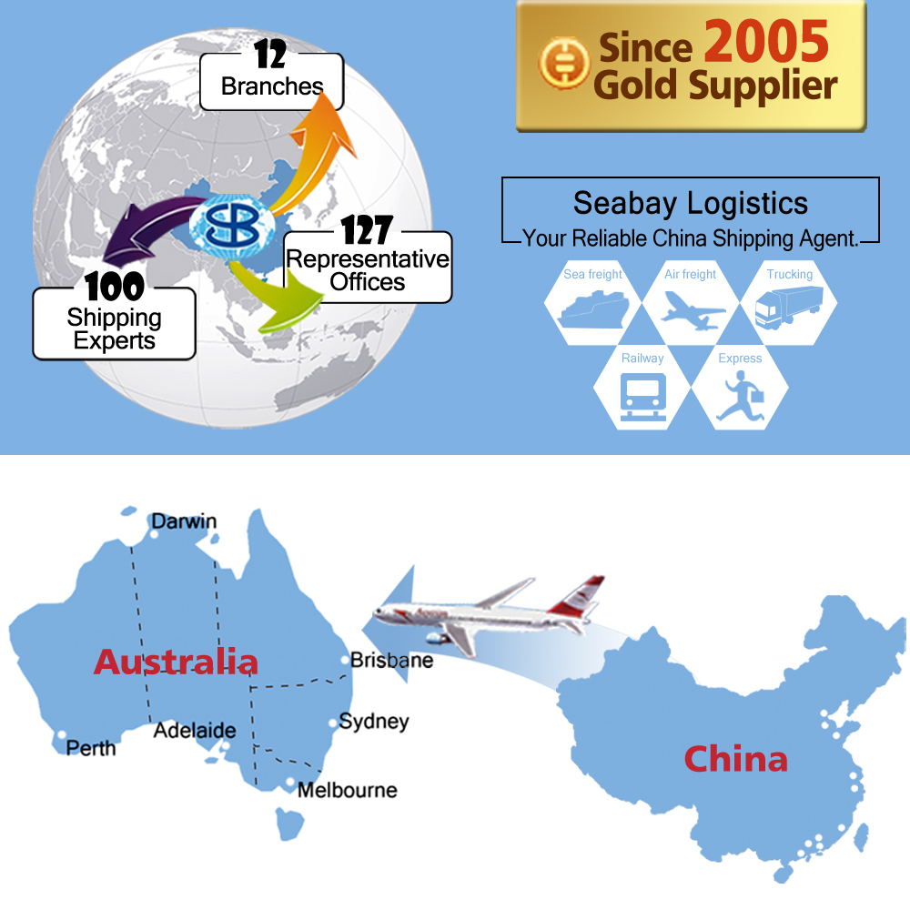 air freight shipping service to melbourne from Shenzhen China
