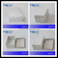 TIBOX Waterproof Plastic Enclosure IP67, UL certification