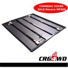 SOFT TRI FOLD TONNEAU COVER FOR NISSAN NAVARA NP300 2015