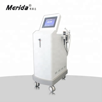 92% Purity Oxygen therapy equipment / Jet Peel Oxygen Facial Machine