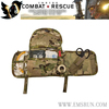 Combat first aid flat IFAK medic pouch