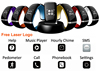 Smart Wristband l12s oled smartwatch for IOS iPhone Samsung & Android Phones Wearable Electronic