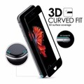 For iPhone 7/7 Plus Premium 3D Curved Full Cover Tempered Glass Screen Protector