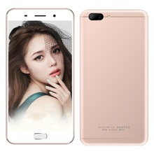 Best selling 5.5 inch China mobile phone 3g android smartphone MTK6580 quad core HD IPS front fingerprint dual camera