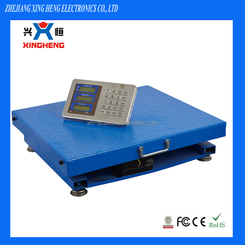 Wireless Electronic Pricing Weighing Loadometer