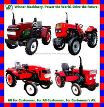 2WD&4WD, Belt transmission cheap farm tractor pricelist 18HP-30HP