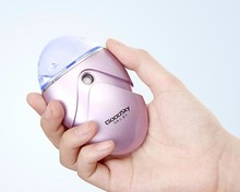 Mini Portable Handheld Face Steamer Rechargeable Nano Facial Mist Sprayer
