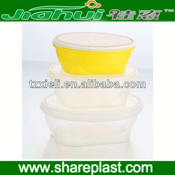 2013 Hot Sale retail food packaging containers