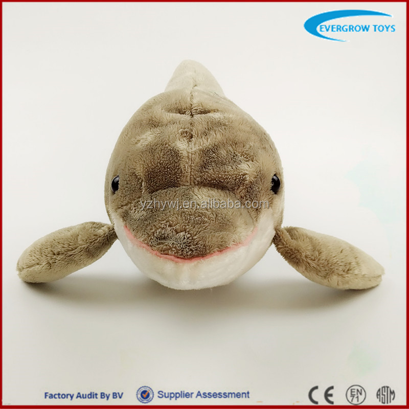 wholesale custom plush toy dolphin female dolphin toy