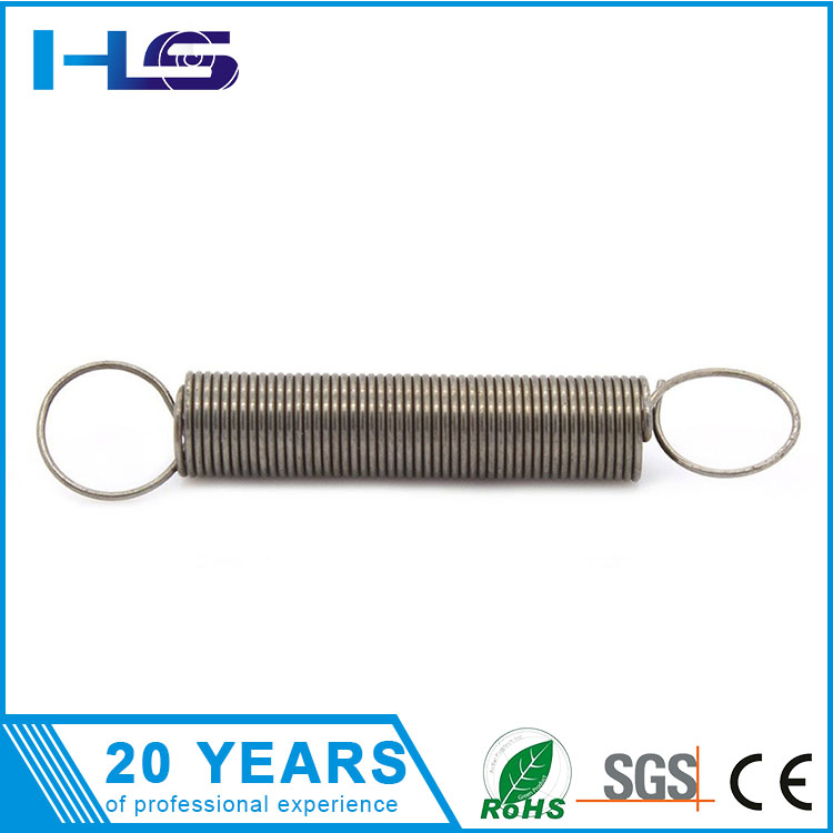 China reach factory 1mm diameter continuous spring for extension