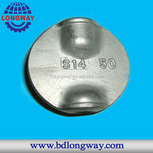 precision casting stainless steel mini chopper parts