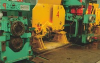 construction rebar rolling machine