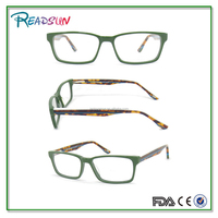 New unisex acetate optical frame in China