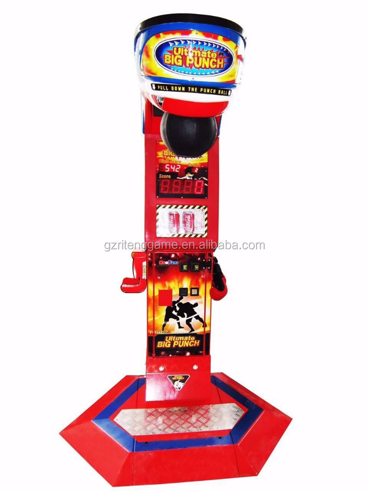 electronic boxing machine