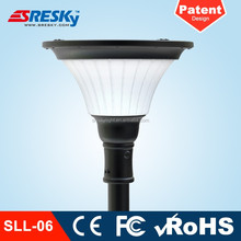 Ip65 Led All In One Integrated Street Lights Residential Solar Power