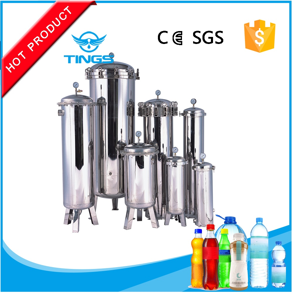 Jiangmen Tings water filtration unit/ro water filtration system/ro system polluted water filtration system