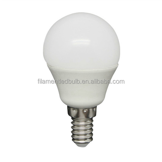 China Plastic Aluminum 5 watt LED Bulb 220 Volt LED Lights