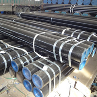 Carbon Steel Cold Drawn Tube, Black Seamless Carbon Steel Pipe