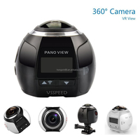 1080P (Full-HD),720P (HD) High Definition Support 4k 360 degree camera