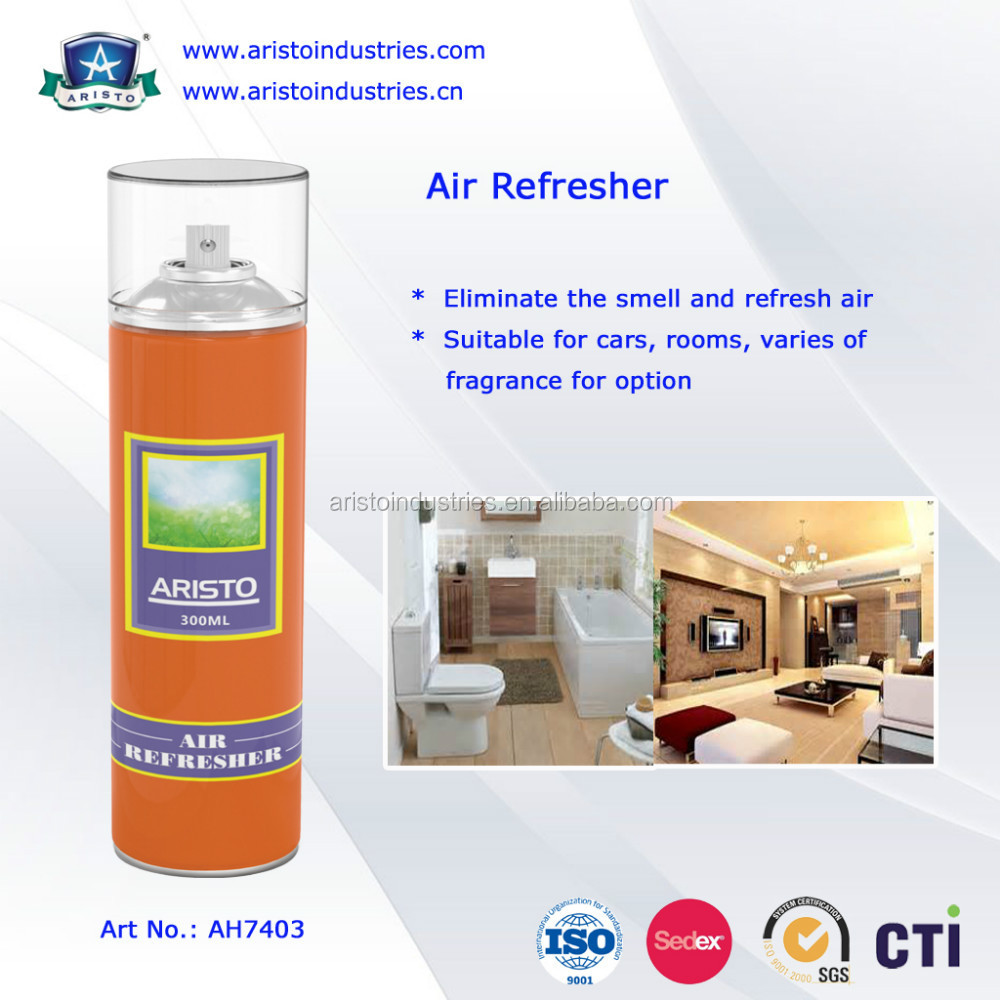 Multi-purpose Air Refresher Spray