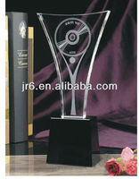 Crystal gifts corporate gift trophy memento