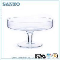 Sanzo Custom Glassware Manufacturer 7 tiers wedding cake stands