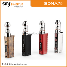 SMY china supplier dna75 vs dna200 new business vaporizer cartridge empty electronic cigarette in kuwait