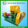 BEDO China automatic single screw dry type aquaculture floating fish feed extruder machine for sale