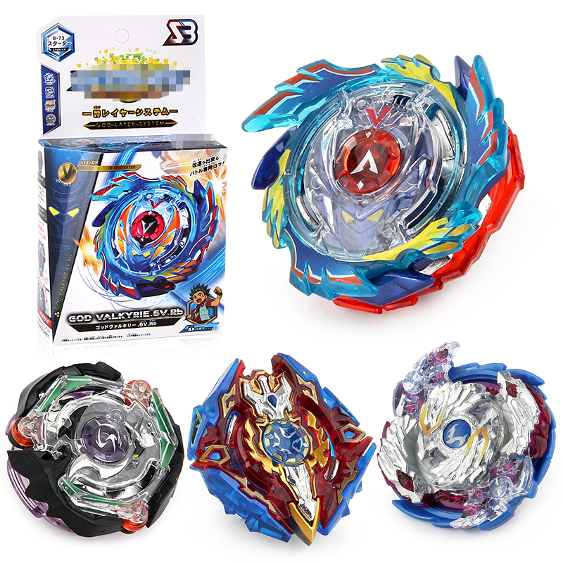 Beyblade Metal Fusion 4D Launcher Original Package