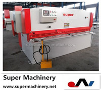 hydraulic steel sheet cutter QC12T-4x1500,stencil laser cutting machine