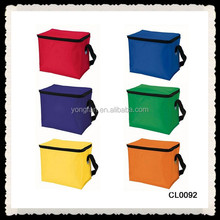 Travel Shoulder Style Lunch bag Thermal Insulated Lunch Box Tote Cooler Bag