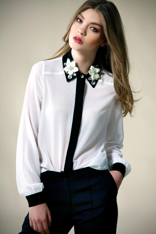 Мода 2013 Блузки Женские