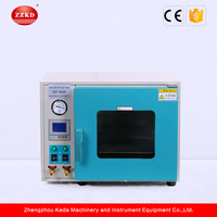 Vacuum Condition Industrial Laboratory Heating Oven