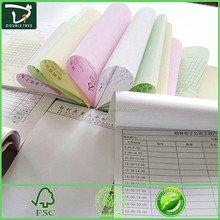 Factory Carbonless sheet copy paper manufacturer price