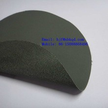 Waterproof Fire Retardant 210D Polyester Coated PVC Fabric