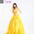 Women's Deluxe Beauty sex hot adult ball gown princess costume L15517