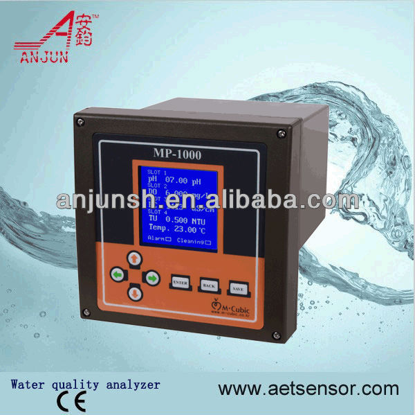 Pollution Control Equipment & Water Quality Control Analyzers