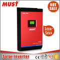 MUST Pure Sine Wave 5KVA Solar Inverter in 2017 Hot Sale