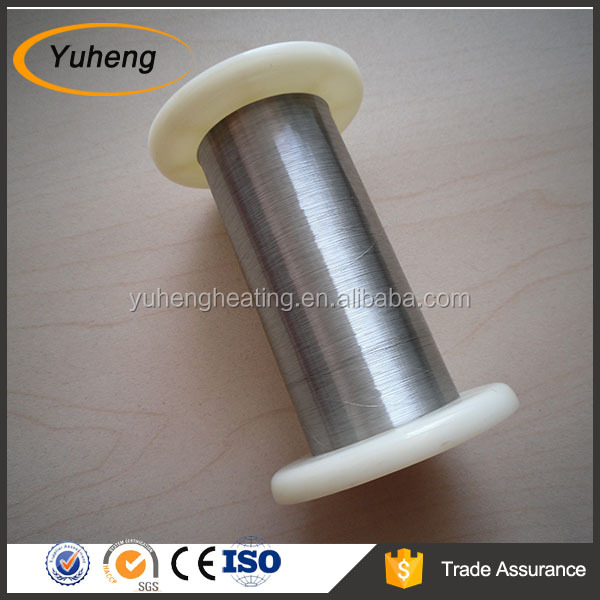 Round FeCrAl electric resistance alloy wire heating