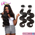 One Donor Human Hair Extensions 100% Virgin Brazilian Hair Body Wave India