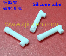 Supply all kinds of specicic silicone rubber tube silicone Parts for damper rubber factory